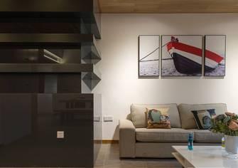 豪华型140平米复式北欧风格客厅设计图