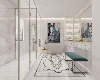 豪华型140平米别墅法式风格卫生间装修图片大全