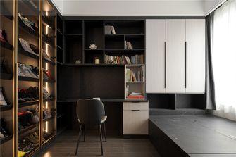 3-5万140平米四混搭风格书房图片