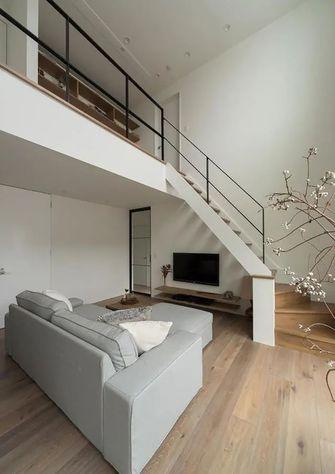 10-15万140平米复式日式风格楼梯间欣赏图