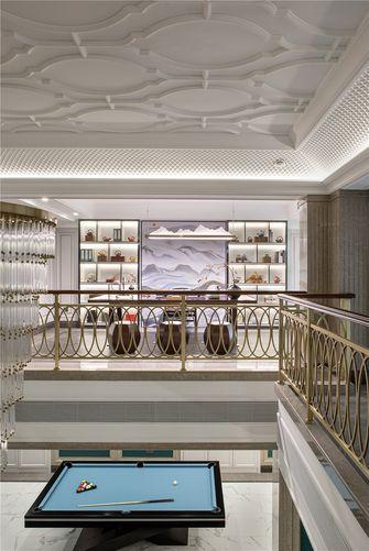 20万以上140平米别墅美式风格健身房装修图片大全