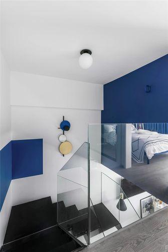 50平米北欧风格楼梯间设计图
