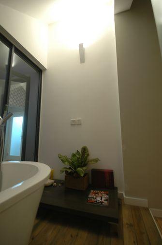 富裕型120平米复式现代简约风格客厅图片