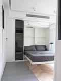 100平米三工业风风格卧室图片大全