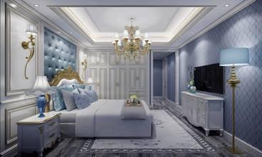 豪华型140平米三室两厅新古典风格卧室欣赏图