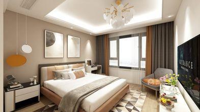 富裕型四日式风格卧室图片