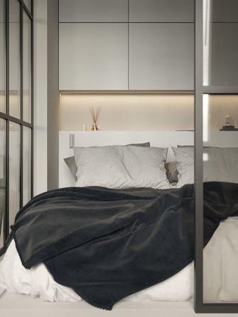 经济型40平米小户型工业风风格卧室图