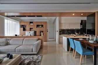 富裕型110平米三室一厅日式风格客厅装修案例