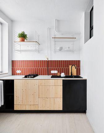 40平米小户型现代简约风格厨房设计图