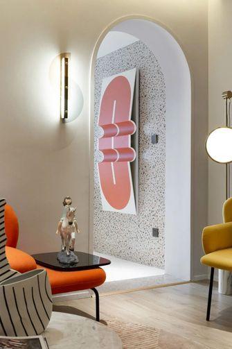 10-15万80平米轻奢风格客厅设计图