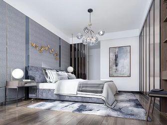140平米四室一厅现代简约风格卧室图片大全