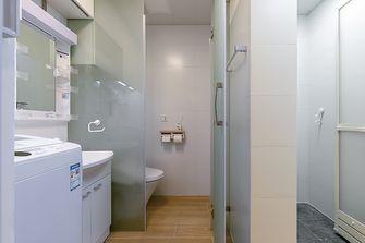 豪华型60平米日式风格卫生间欣赏图