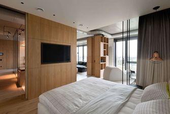 15-20万140平米四工业风风格卧室图片