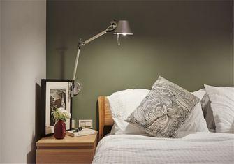 豪华型50平米公寓北欧风格卧室图片