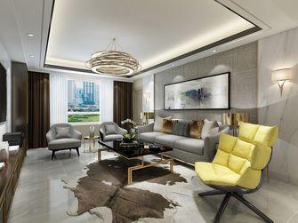 140平米四室两厅港式风格客厅装修案例