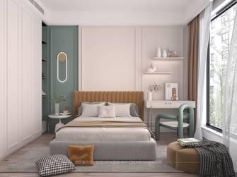20万以上140平米复式法式风格青少年房设计图