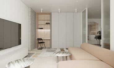 经济型70平米北欧风格客厅设计图
