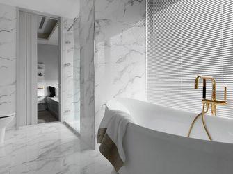 富裕型120平米四室两厅轻奢风格卫生间图片