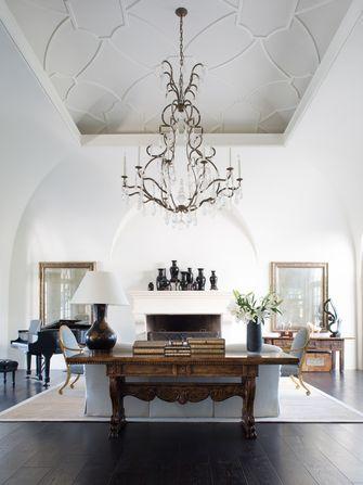 100平米三地中海风格客厅装修图片大全