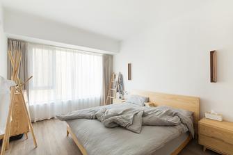 10-15万三室两厅日式风格卧室装修案例