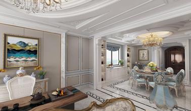 20万以上130平米三法式风格餐厅效果图