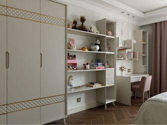 110平米三室两厅新古典风格青少年房设计图