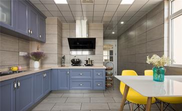 豪华型140平米四室一厅美式风格厨房效果图