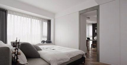 3-5万90平米现代简约风格卧室图片大全