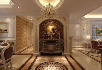豪华型140平米三室两厅欧式风格玄关装修案例