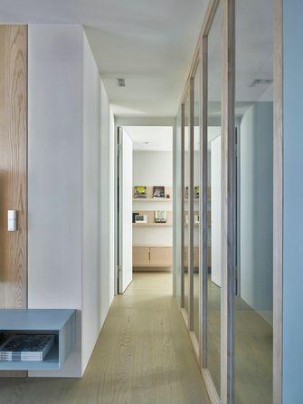 5-10万100平米三室两厅北欧风格走廊图