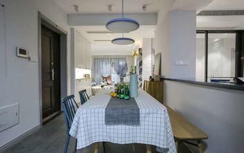 10-15万140平米四室一厅北欧风格餐厅装修案例