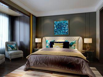 80平米港式风格卧室装修效果图
