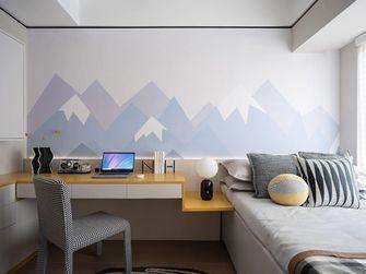 100平米三公装风格书房装修案例