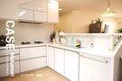 豪华型80平米公寓日式风格厨房设计图