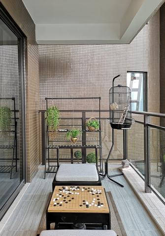 豪华型140平米中式风格阳台装修效果图