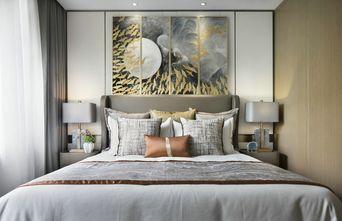 140平米四欧式风格卧室欣赏图