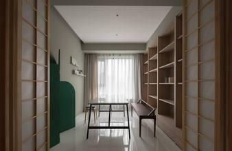 经济型140平米复式日式风格书房效果图