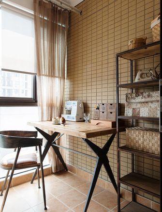 富裕型三法式风格书房装修案例