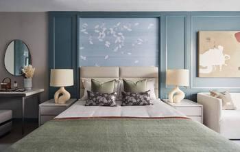 法式风格卧室图