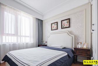 10-15万120平米三室一厅美式风格卧室图