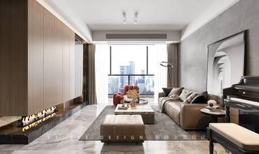 120平米四室两厅欧式风格客厅装修案例