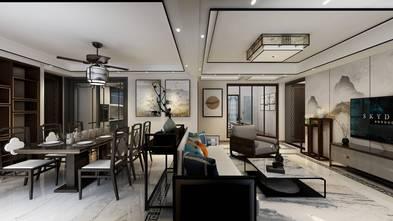20万以上140平米中式风格客厅效果图