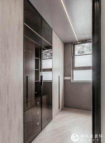 富裕型140平米三室两厅混搭风格衣帽间图片大全
