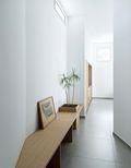 5-10万40平米小户型工业风风格走廊装修效果图
