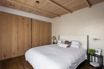 15-20万120平米三室一厅工业风风格卧室欣赏图