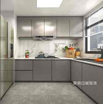 10-15万120平米四北欧风格厨房欣赏图