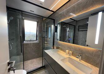 经济型90平米三室两厅现代简约风格卫生间效果图