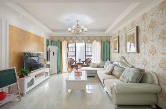 3万以下120平米三室两厅欧式风格客厅装修案例