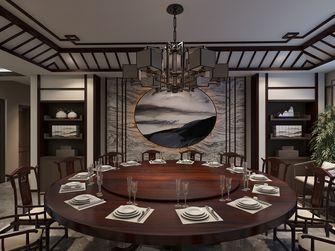 140平米四公装风格餐厅装修效果图