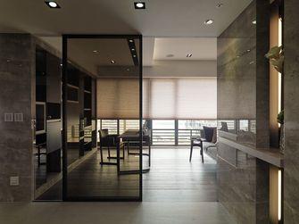 豪华型110平米三室两厅港式风格书房装修效果图